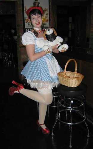 pin-up dorothy from the wizard of oz alena | I had a ...
