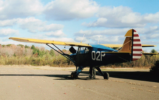 For Sale: 1954 Piper Tri-Pacer | Gail at Large