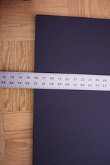 plywood, ruler, wood, number,