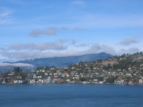 Tiburon from Angel Island