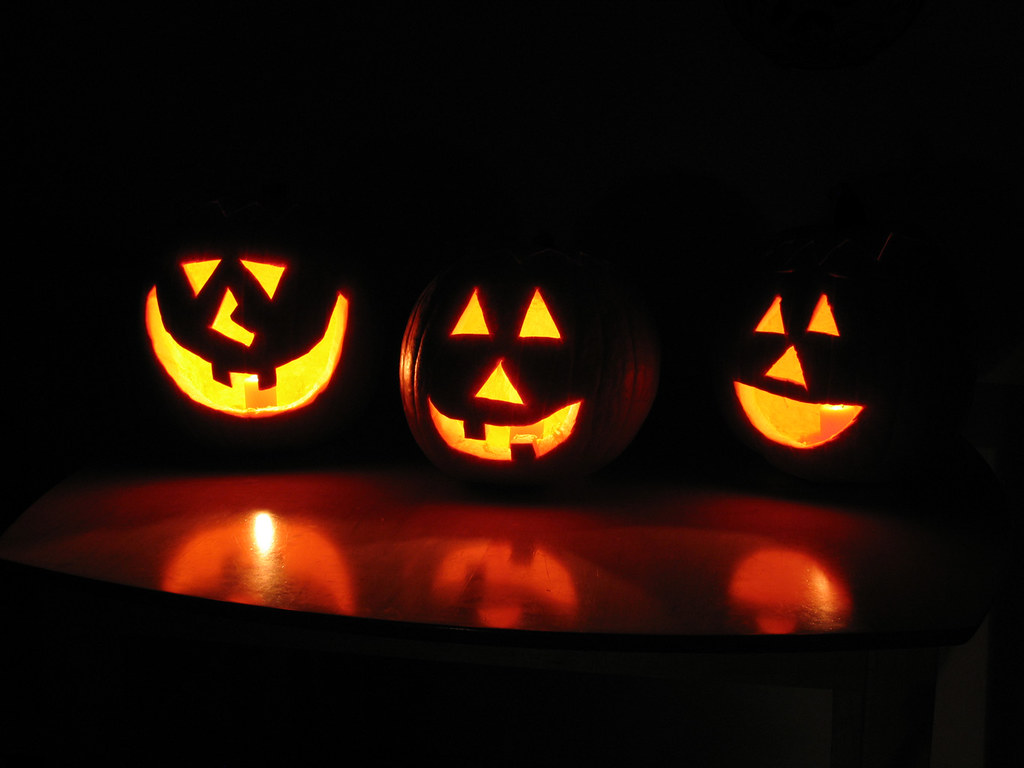 Halloween Pumpkins by lobo235, on Flickr