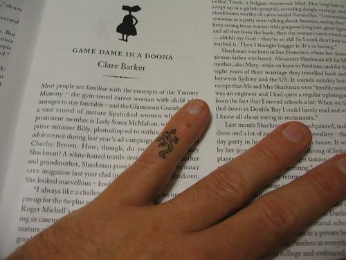 gekko tattoo