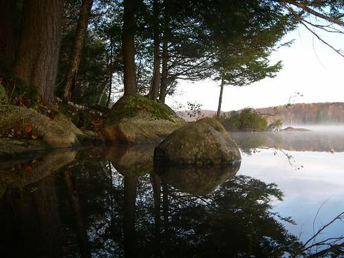 An Adirondack pond