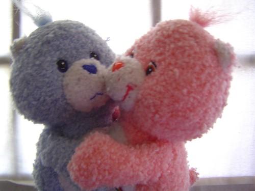a beary romantic waltz