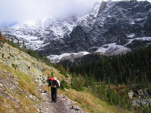Sperry Trail, Glacier National Park - Montana USA