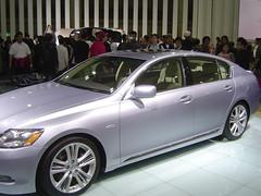 sports car(0.0), automobile(1.0), automotive exterior(1.0), executive car(1.0), wheel(1.0), vehicle(1.0), automotive design(1.0), sports sedan(1.0), lexus(1.0), rim(1.0), lexus gs(1.0), bumper(1.0), sedan(1.0), land vehicle(1.0), luxury vehicle(1.0),