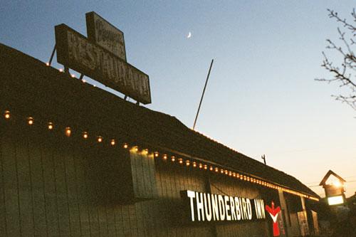 Thunderbird Inn And Country Kitchen Restaurant
