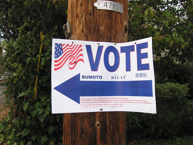 Vote! from Flickr via Wylio