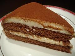 meal(1.0), breakfast(1.0), baked goods(1.0), food(1.0), sponge cake(1.0), dish(1.0), dessert(1.0), torte(1.0), cuisine(1.0), mascarpone(1.0),