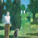 Paul Wonner, In the Park VII, 2003