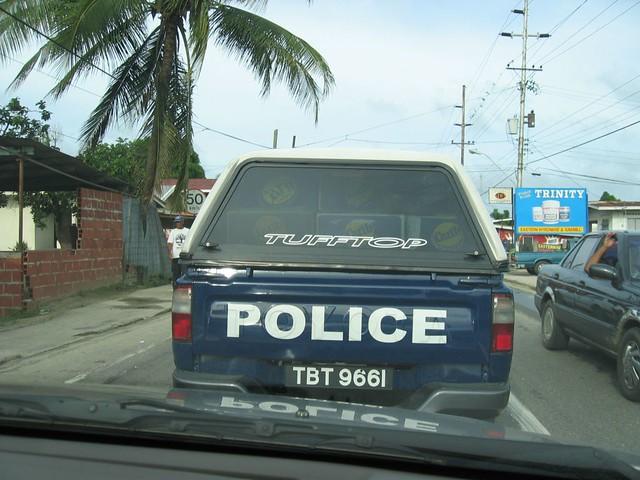 Policja na Trynidadzie