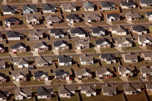 Standard Suburban Sprawl
