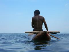 Lake Malawi fisherman