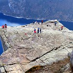 Norway - Pulpit Rock (Preikestolen)