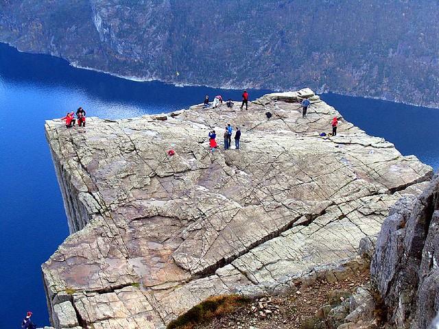 Norway - Pulpit Rock (Preikestolen)
