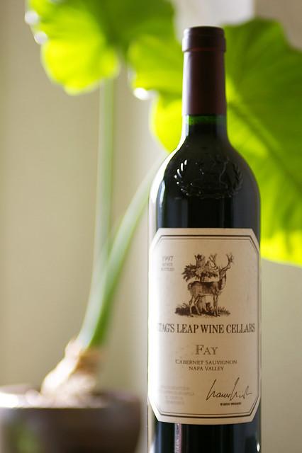 Stag's Leap Wine CellarsCabernet Sauvignon FAY 1997
