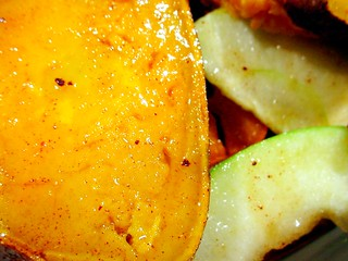 yam & granny smith apple