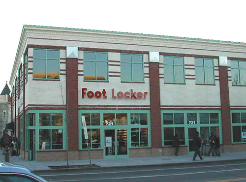 Footlocker, 8th and H Street NE