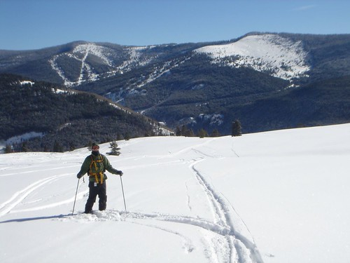 ski in ski out vail