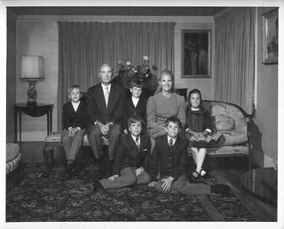 The Grace Family July 16, 1969