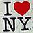 the I Heart NY group icon