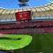 BC Place looking awesome for its first #FIFAWWC match by miss604