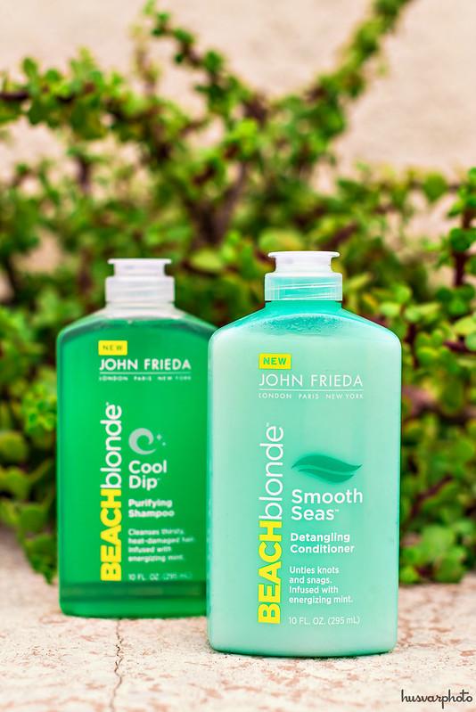 beach blonde shampoo #MyBeachBlonde