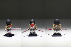 LEGO Attack on Titan: Mikasa