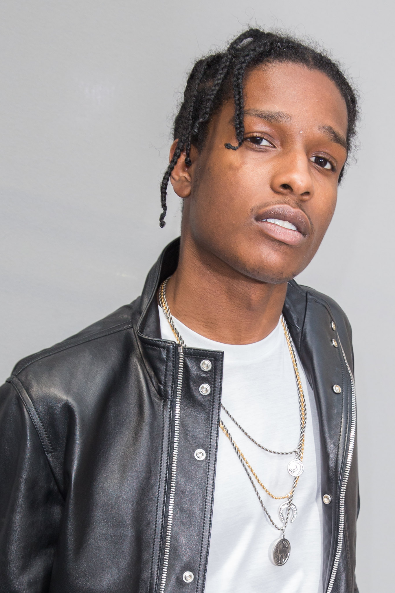 Asap Rocky Hairstyle Name | Fade Haircut