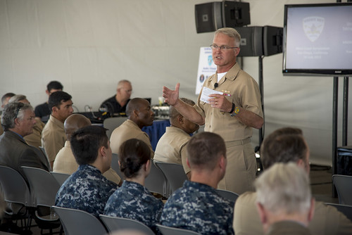 Vice Adm. Thomas S. Rowden, Commander, Naval Surface Forces