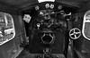 coal chamber of Steam locomotive engine