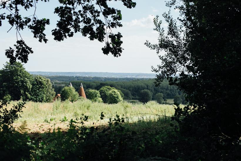 Camping in Kent