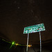 The Extraterrestrial Highway near Area 51 - Southern Nevada by cowlishaw