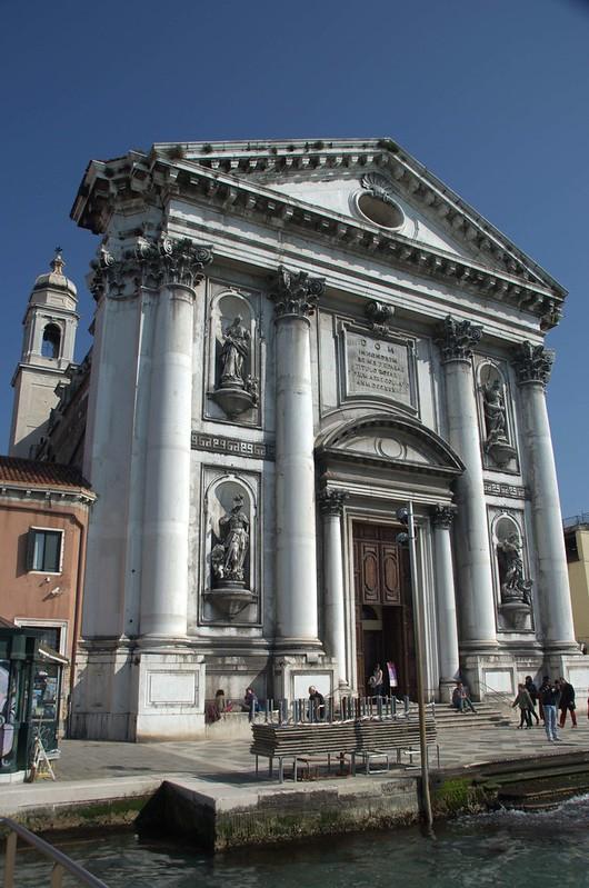 Santa Maria del Rosario (Gesuati) Dorsoduro