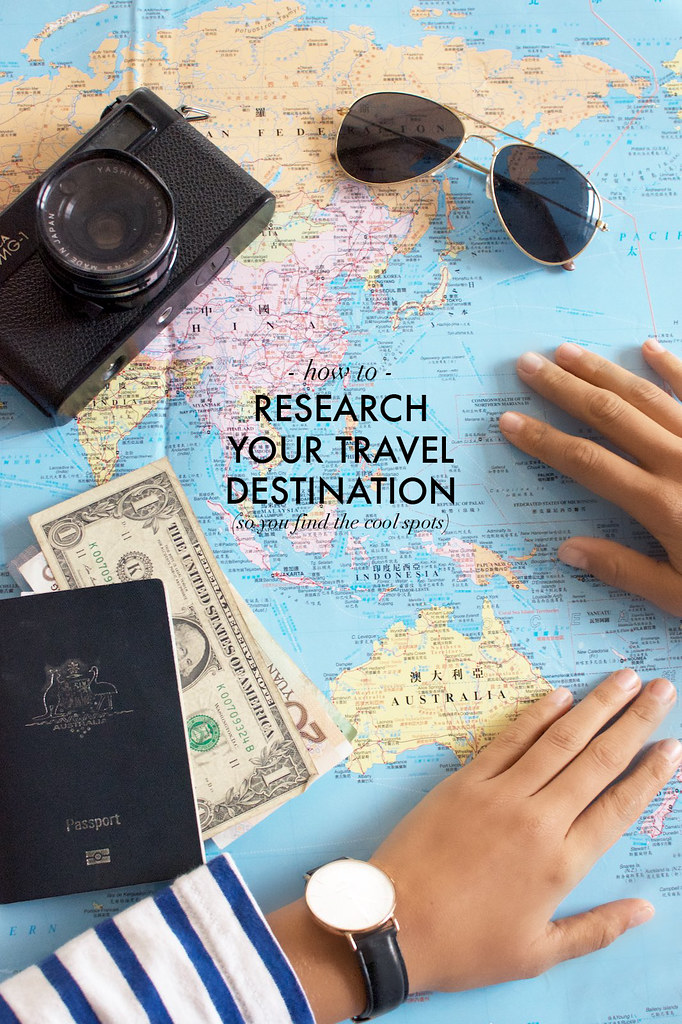 How to research your travel destination (so you find the cool spots)