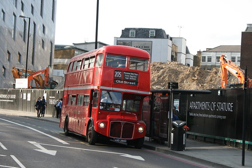 Traditional Travel RML2380 on Route 205, Old Street