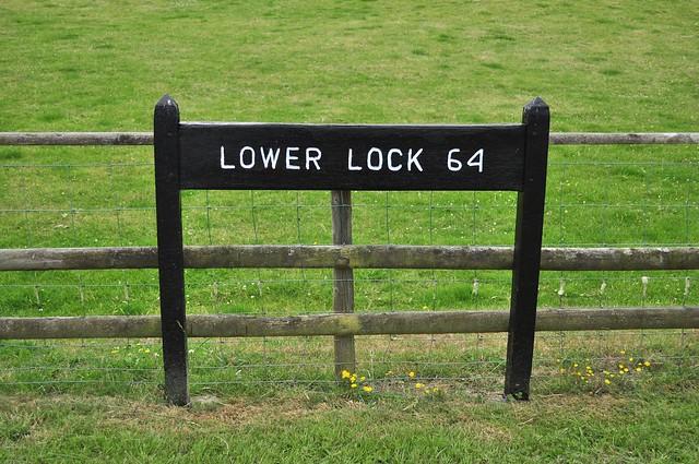 Llangynidr lock