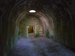 arch, subway, air-raid shelter, infrastructure, tunnel,