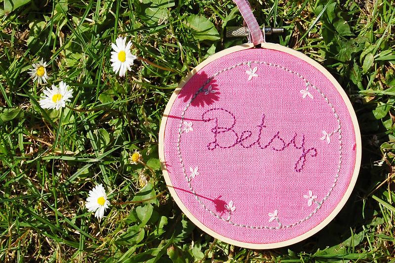"""Hoop """"""""Betsy"""""""