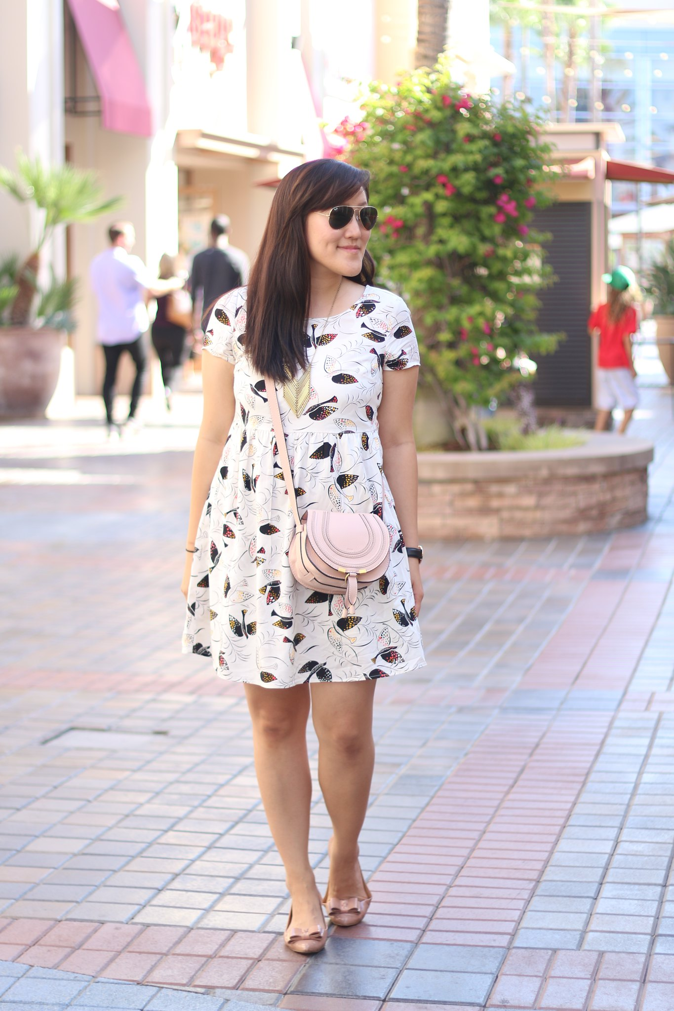 simplyxclassic, old navy, old navy style, #oldnavystyle, crew flats, bird dress, summer dress, blogger, fashion blogger, mommy blogger, style blog,