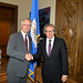 Secretary General Meets with Managing Director for the Americas of the European External Action Service