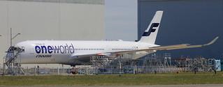 A350-900 FINNAIR (ONEWORLD MEMBER) MSN19 F-WZFN FUTUR OH-LWB