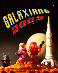 GALAXIANS of 2003