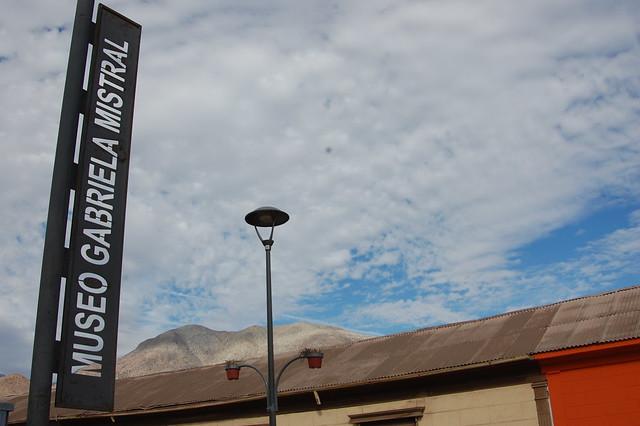 Museo Gabriela Mistral, Vicuña, Valle de Elqui, Chile