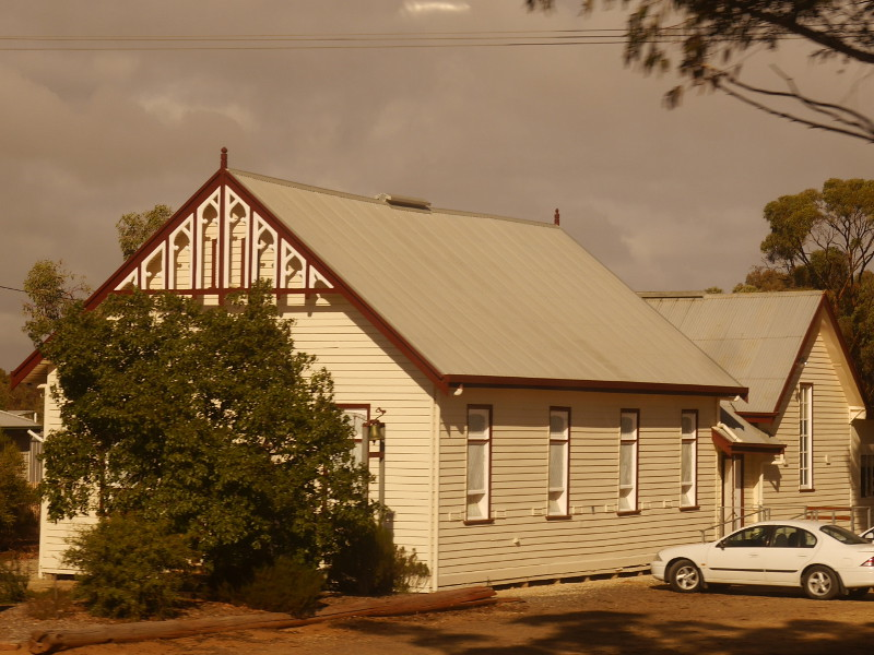 Pimpinio Uniting church
