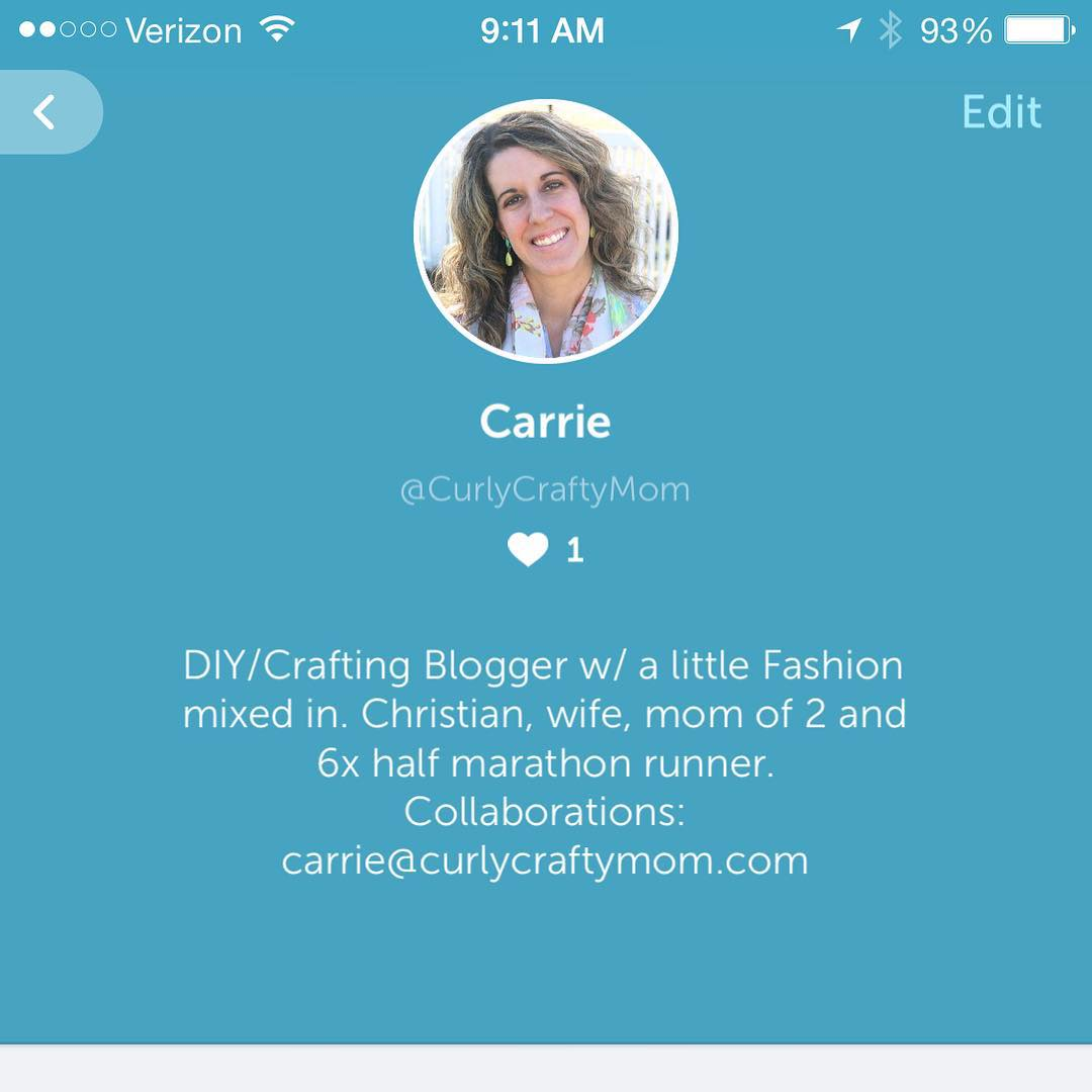 I finally made it over to Periscope! I would love for any of you to follow me as I figure it out!! #periscope
