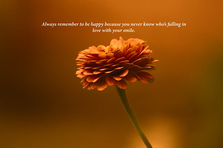 Always be Happy!