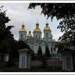 Eglise Saint-Nicolas des marins de Saint-Petersbourg