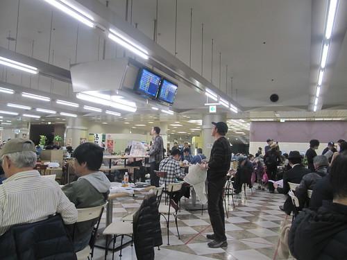 ★中山競馬場の和可奈の店内