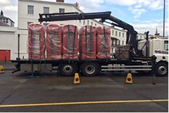 Newly refurbished phoneboxes arriving